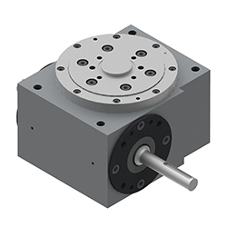 Rotary Indexing Table and Indexing Rings