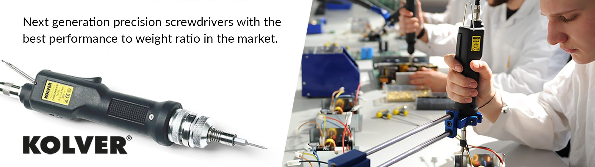 Kolver screw drivers
