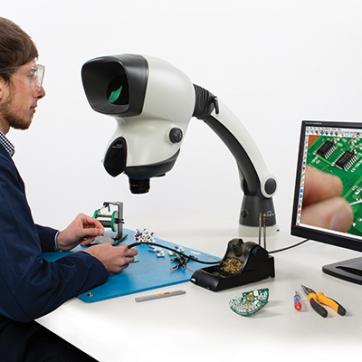 Stereo Inspection Microscopes